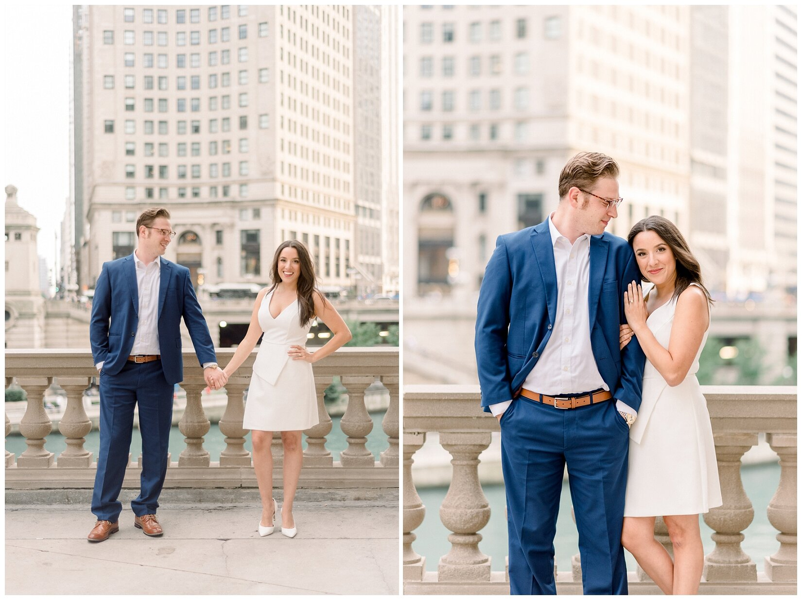 Wrigley Building Chicago Engagement Photos_0003.jpg
