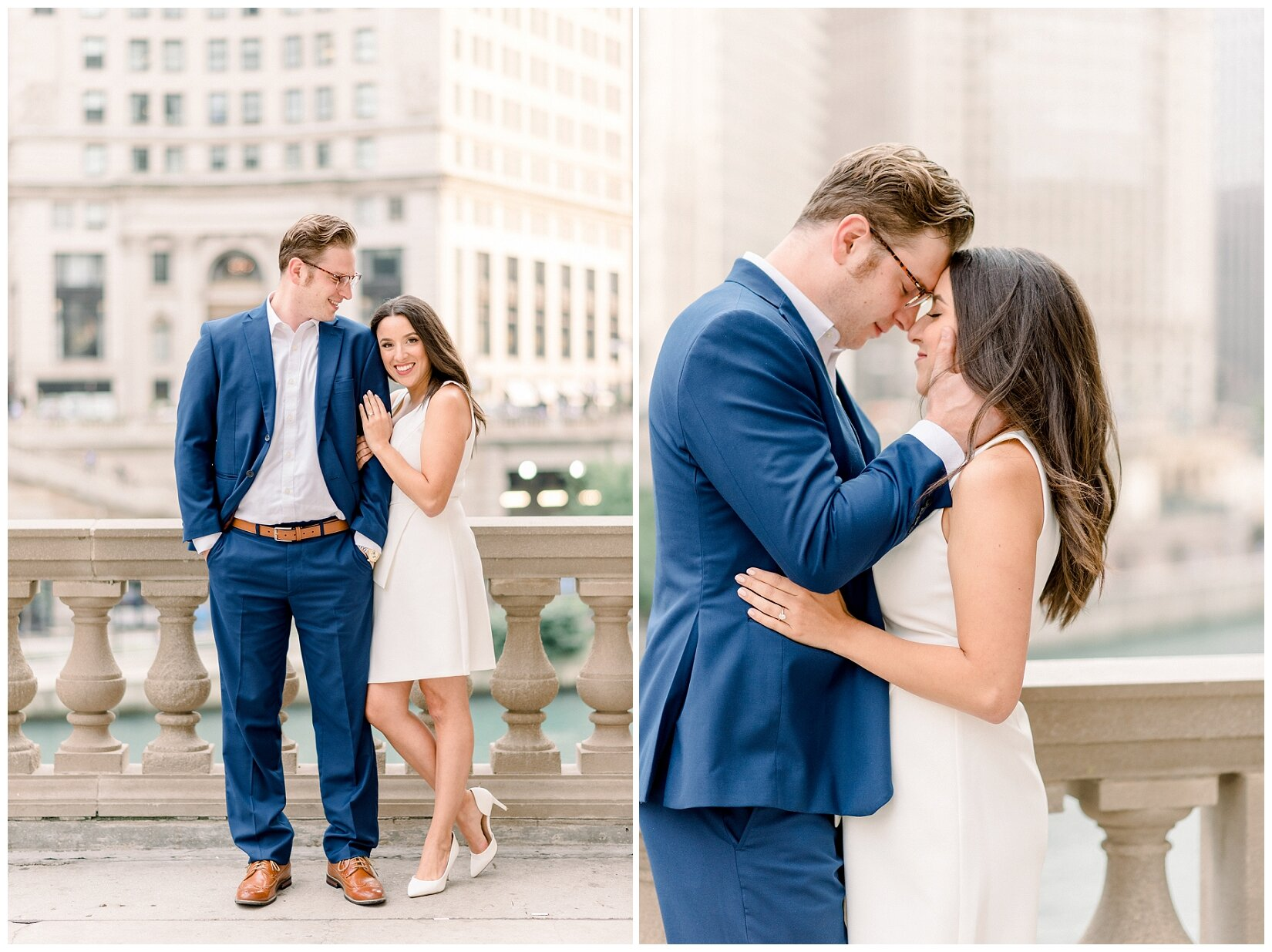 Wrigley Building Chicago Engagement Photos_0005.jpg