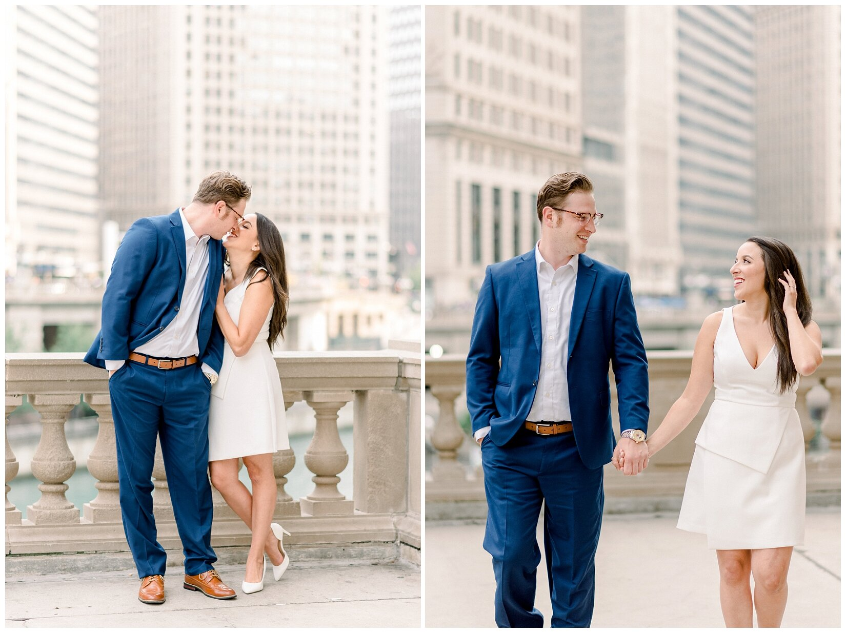Wrigley Building Chicago Engagement Photos_0007.jpg