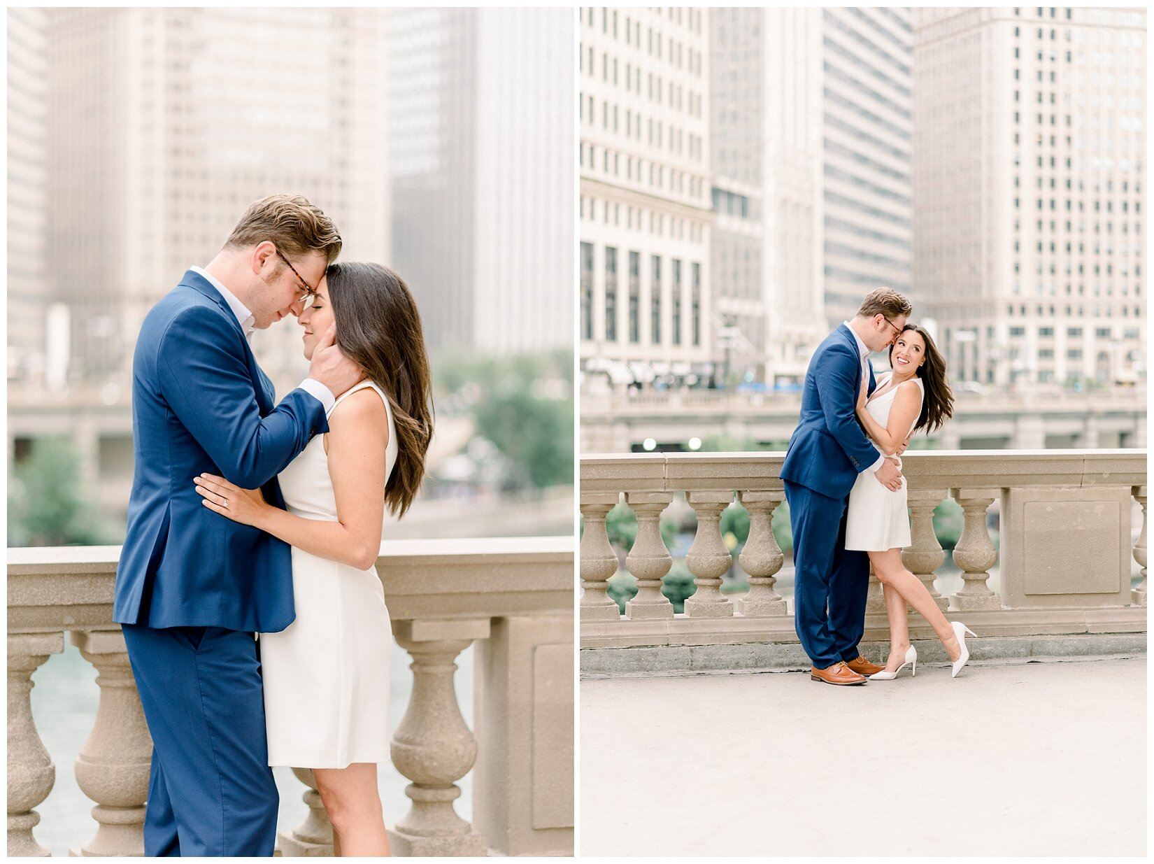Wrigley Building Chicago Engagement Photos_0008.jpg
