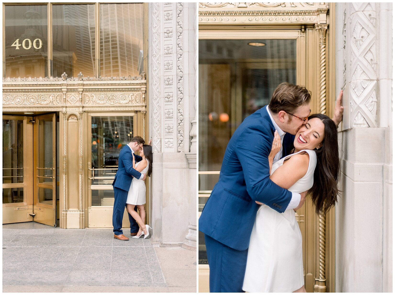 Wrigley Building Chicago Engagement Photos_0010.jpg