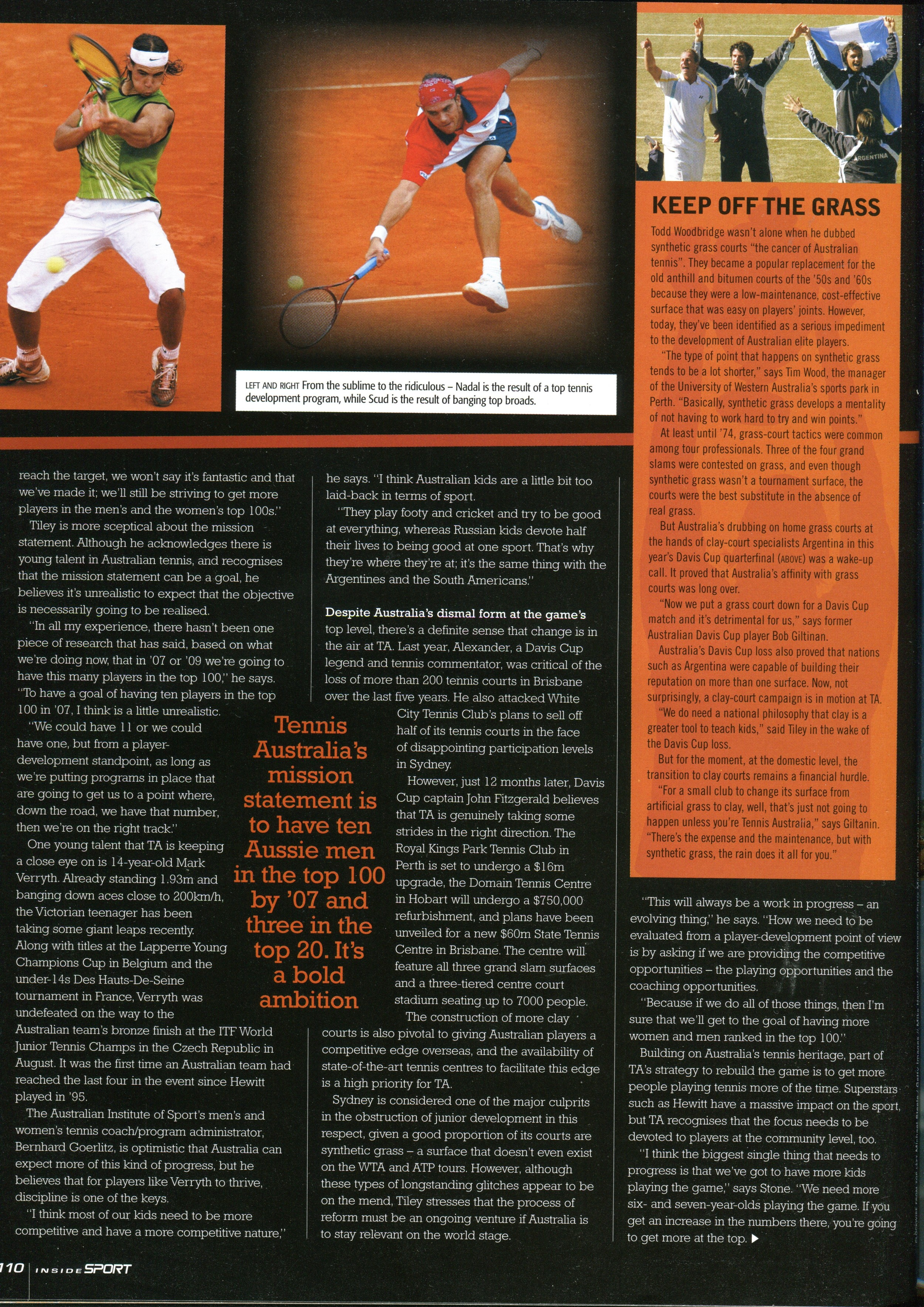 INSIDE SPORT NOVEMBER 2005 AUSTRALIAN TENNIS FUTURE FEATURE (6).jpg