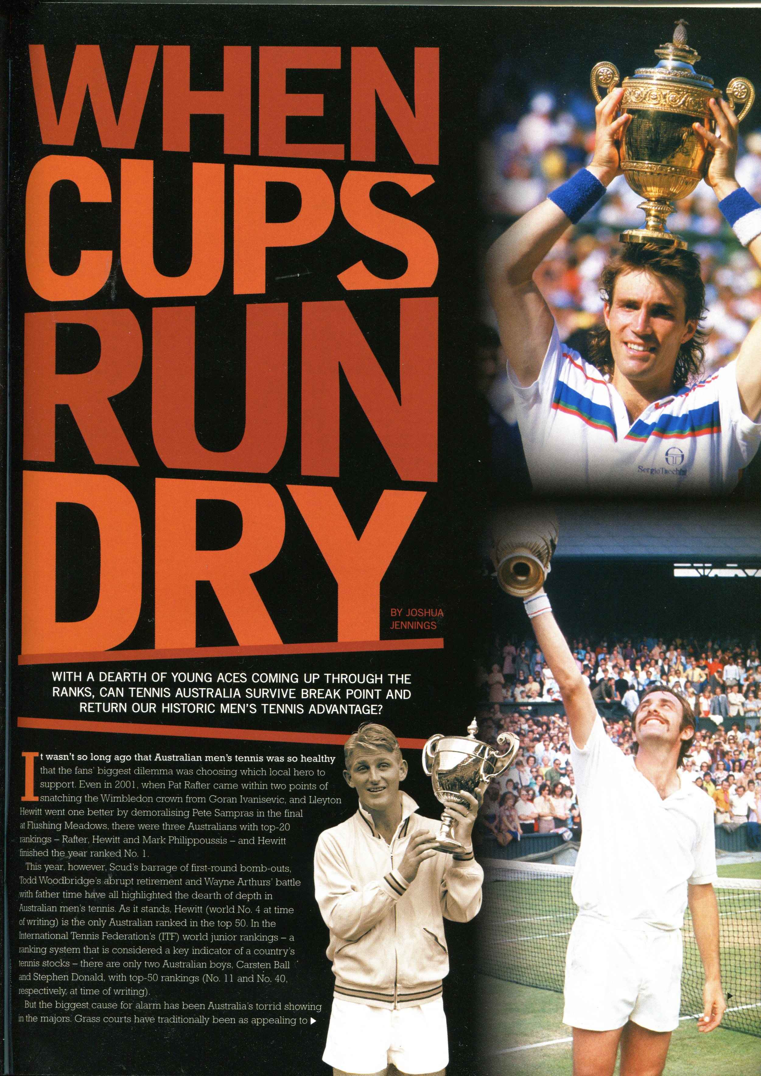 INSIDE SPORT NOVEMBER 2005 AUSTRALIAN TENNIS FUTURE FEATURE (3).jpg
