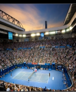 A feature for  Qantas: Air  exploring the legitimacy of the Australian Open's grand slam status.
