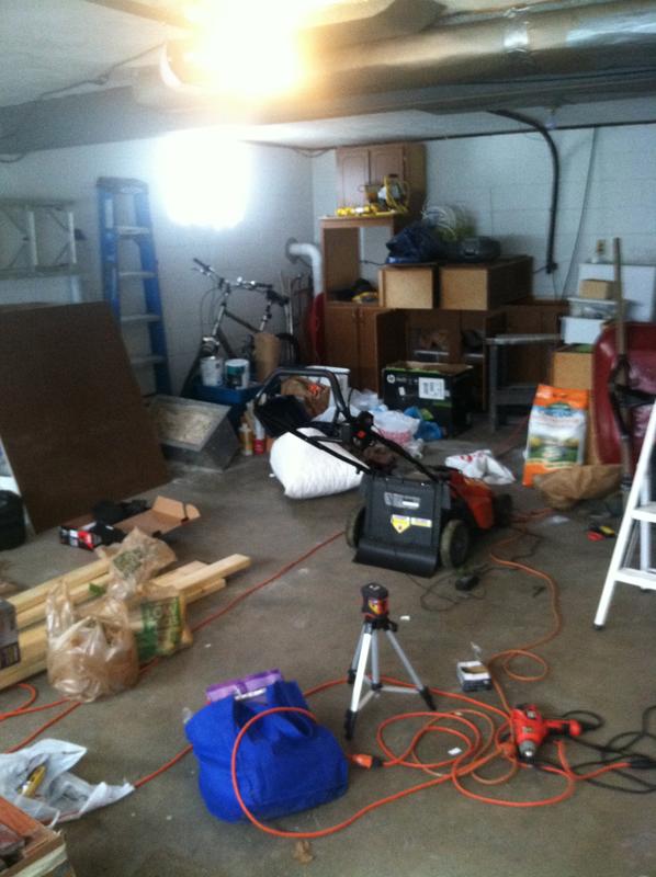 Before - Garage, 2014