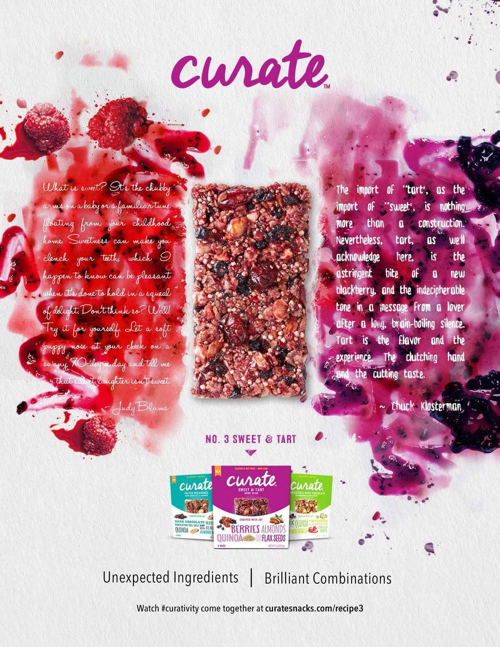 Curate Launch Campaign - Nick Schultz
