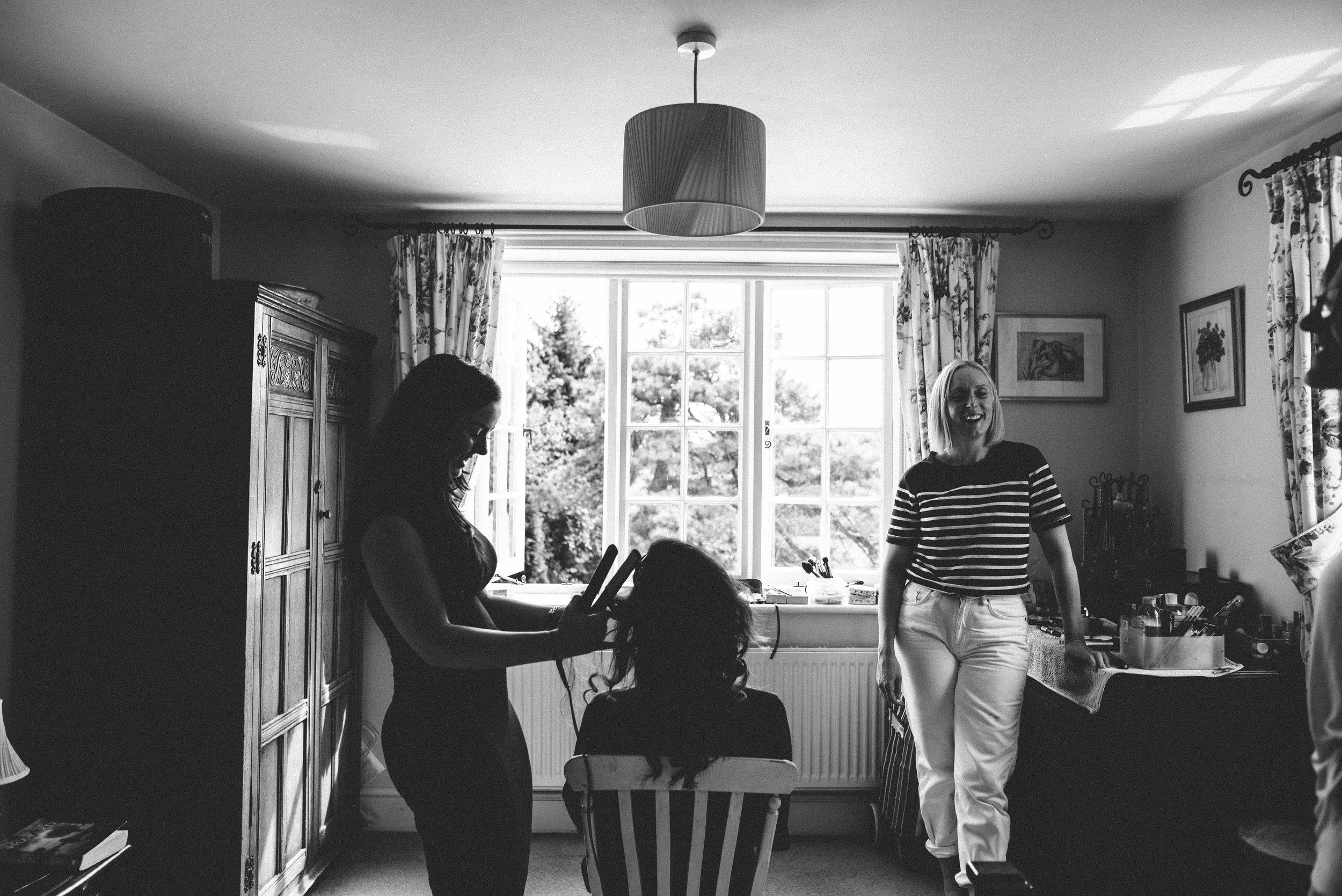 Garden Wedding photography Barley Herefordshire - Tracy + Matt -15.jpg