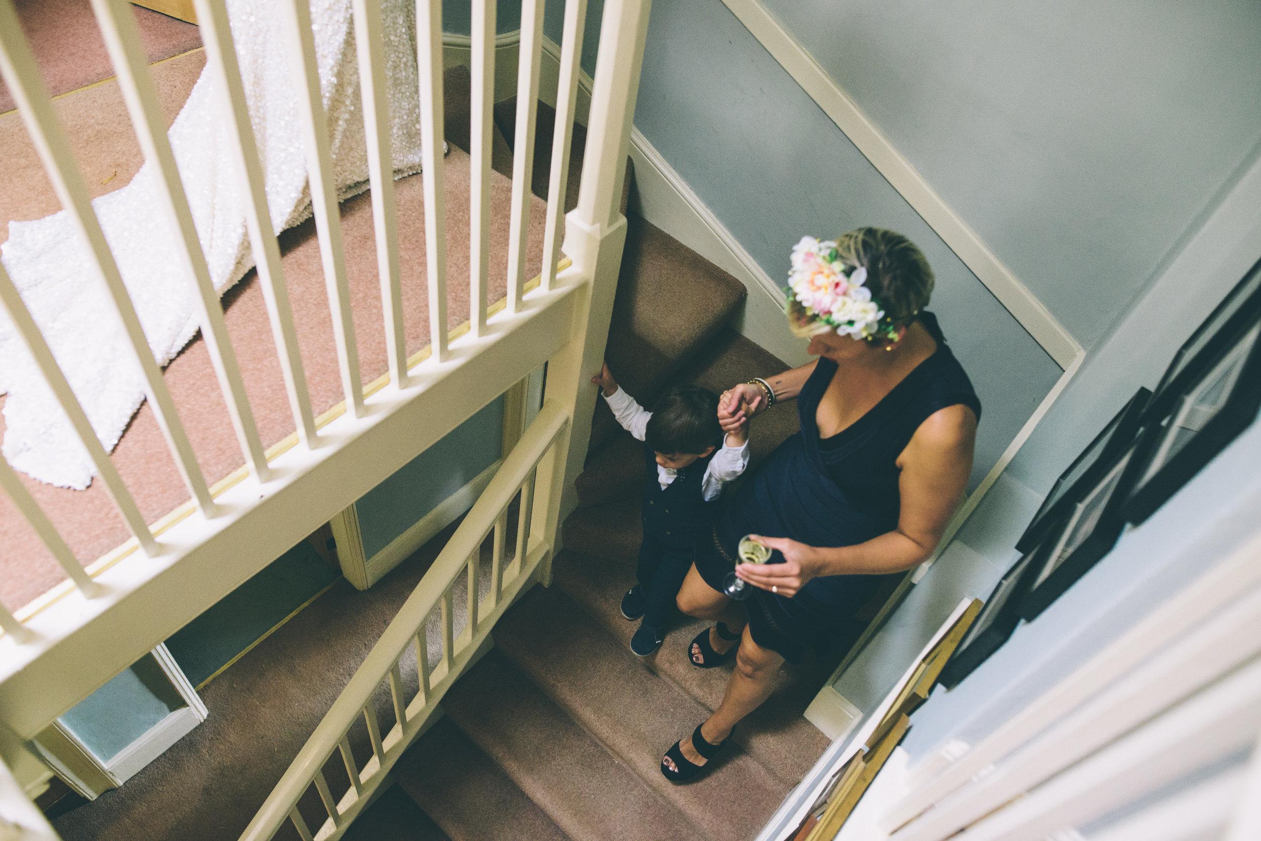 Garden Wedding photography Barley Herefordshire - Tracy + Matt -134.jpg