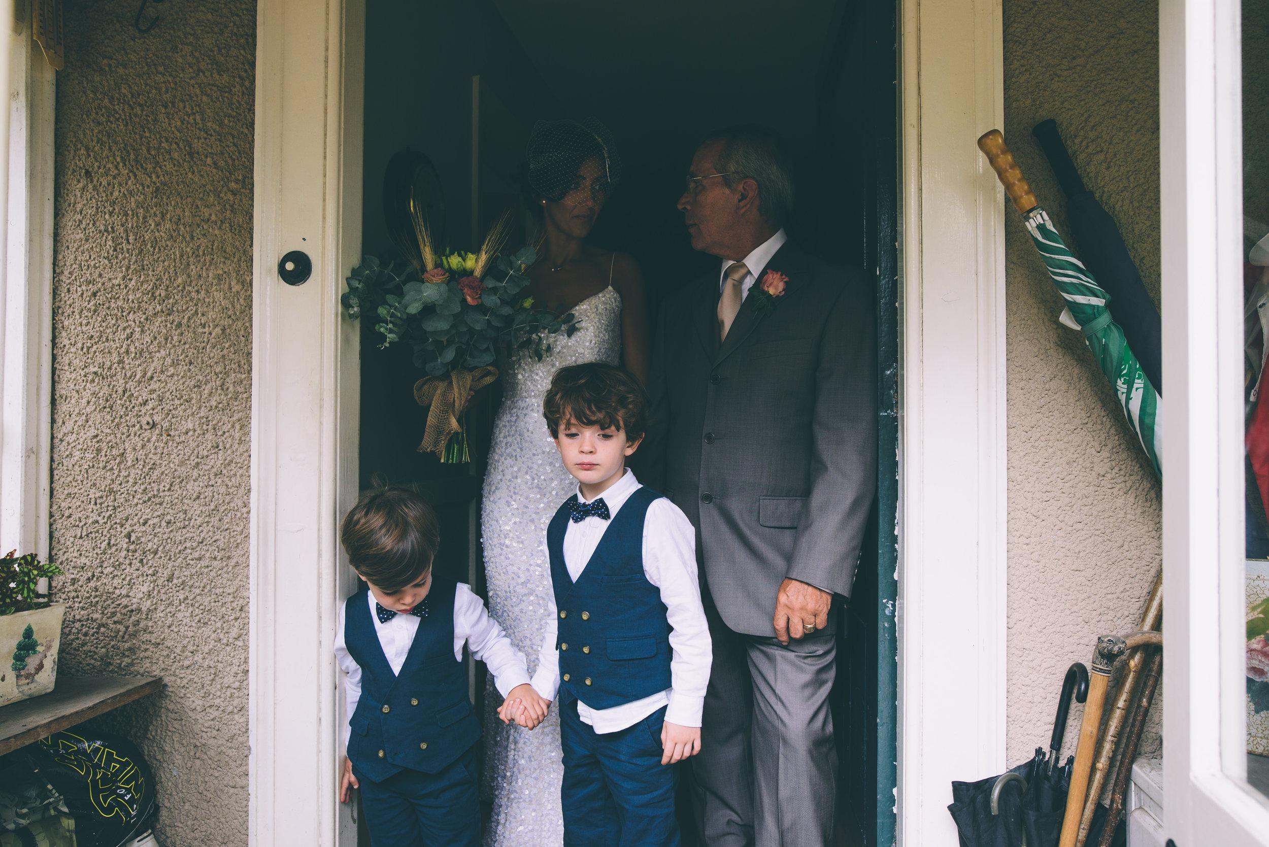 Garden Wedding photography Barley Herefordshire - Tracy + Matt -141.jpg