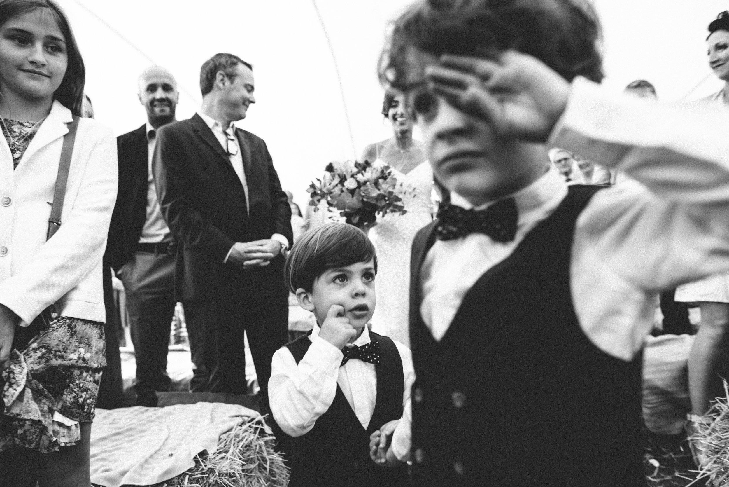 Garden Wedding photography Barley Herefordshire - Tracy + Matt -144.jpg