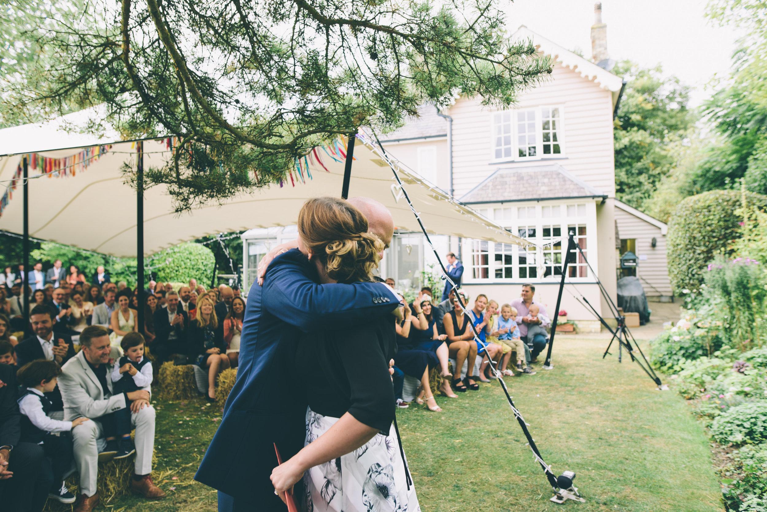 Garden Wedding photography Barley Herefordshire - Tracy + Matt -186.jpg