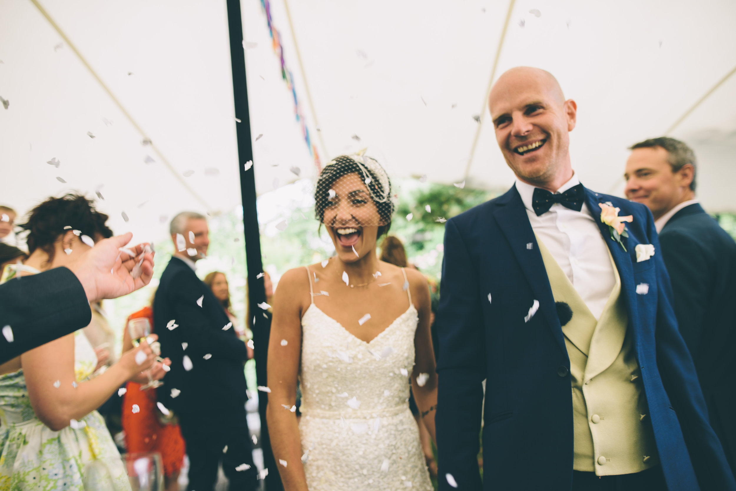 Garden Wedding photography Barley Herefordshire - Tracy + Matt -193.jpg