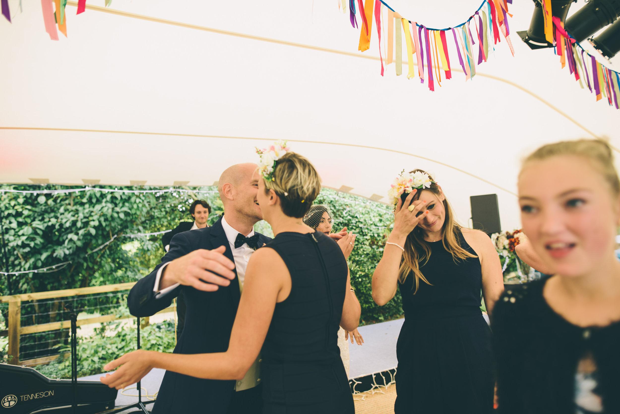 Garden Wedding photography Barley Herefordshire - Tracy + Matt -197.jpg