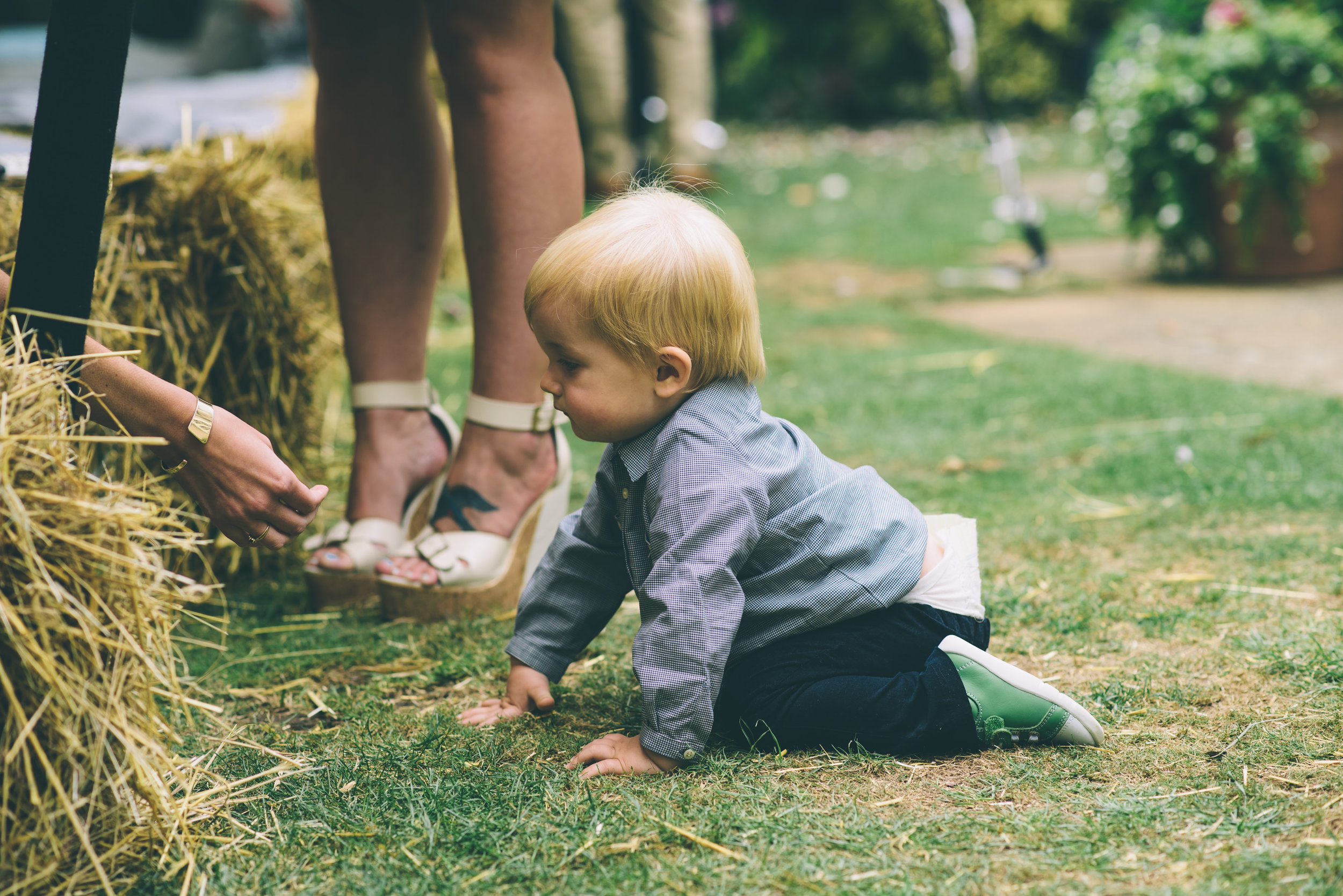 Garden Wedding photography Barley Herefordshire - Tracy + Matt -238.jpg