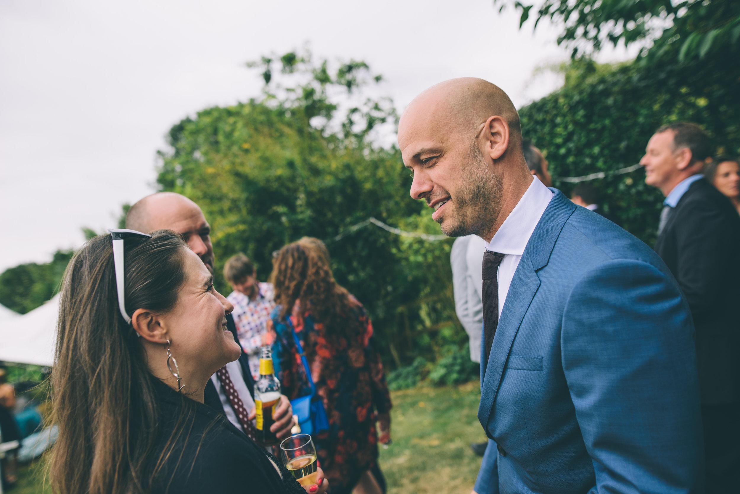Garden Wedding photography Barley Herefordshire - Tracy + Matt -266.jpg