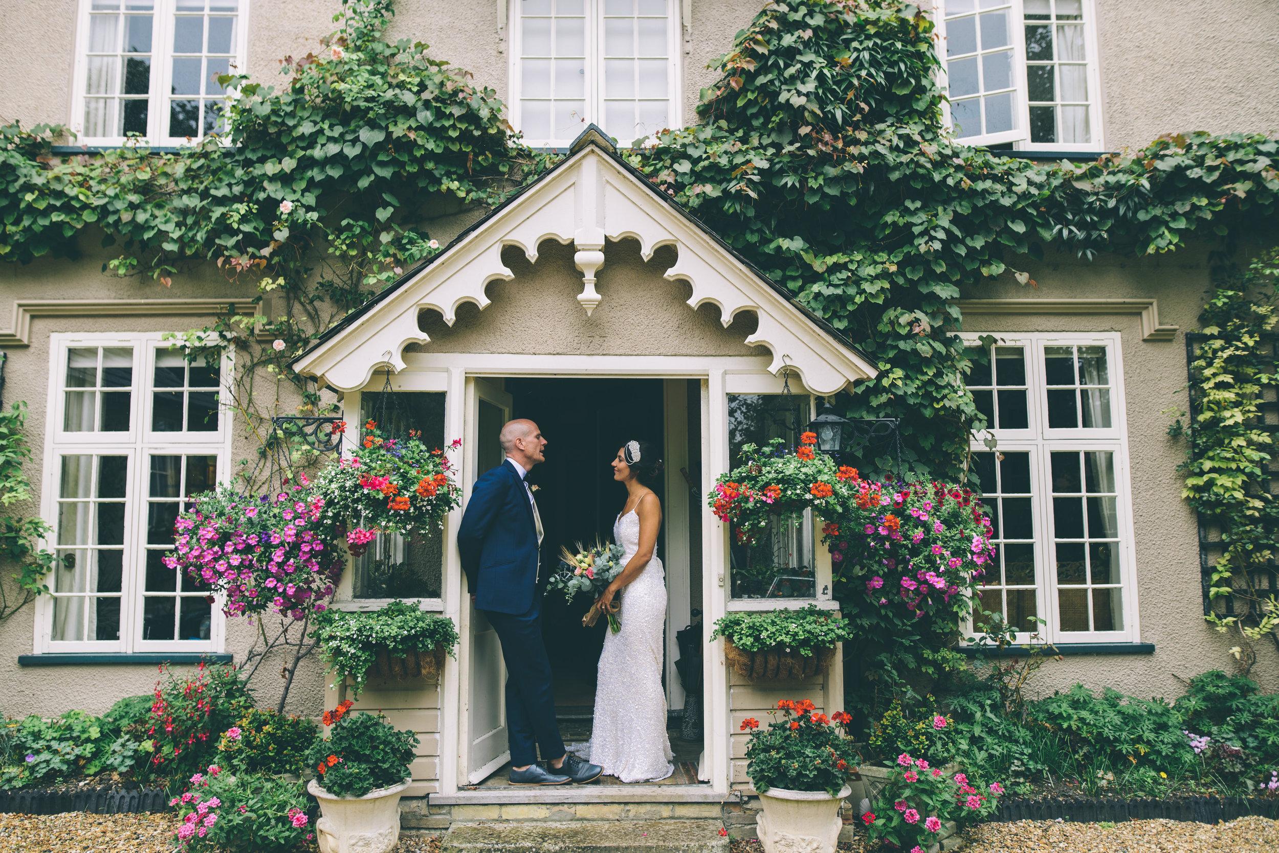Garden Wedding photography Barley Herefordshire - Tracy + Matt -318.jpg