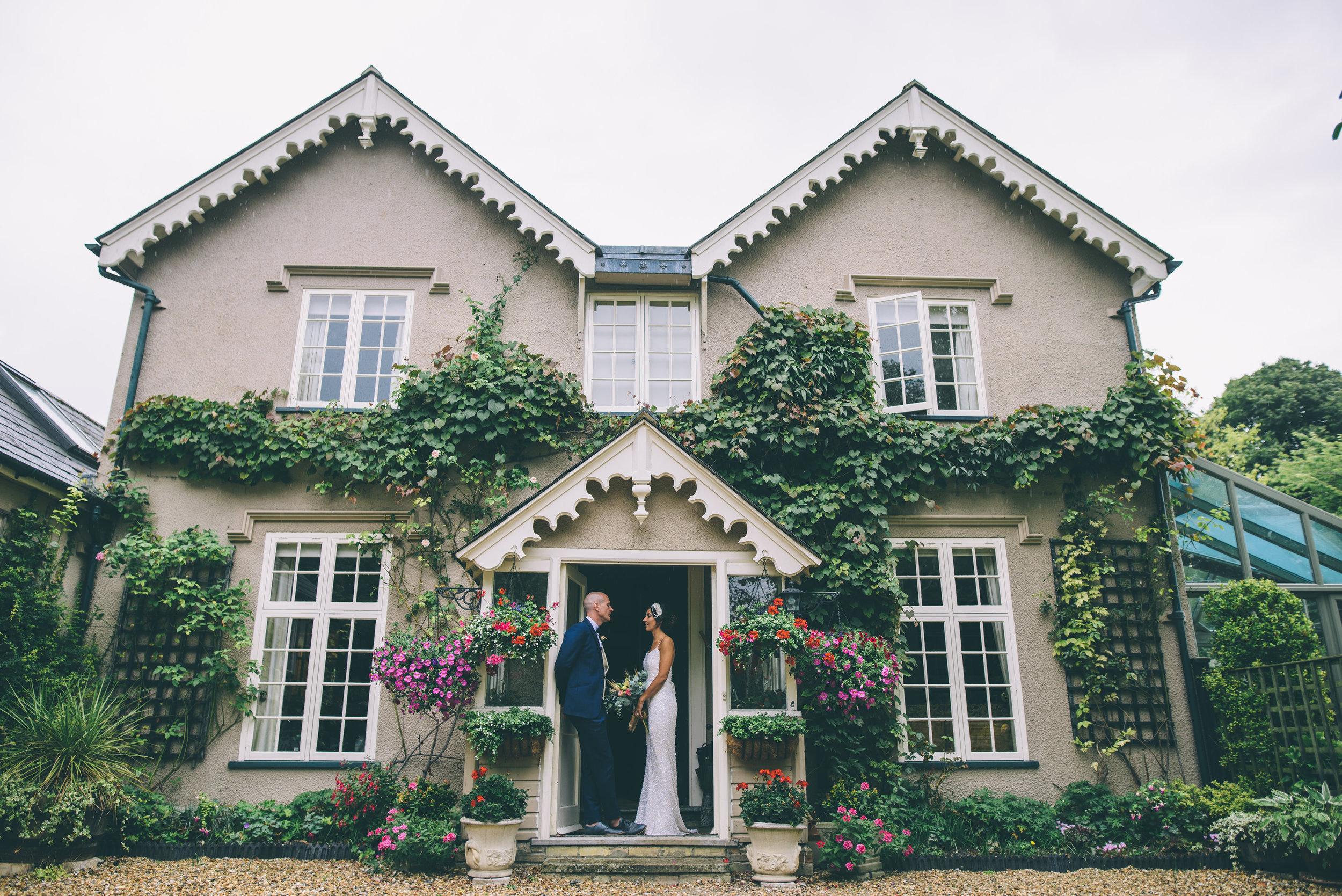 Garden Wedding photography Barley Herefordshire - Tracy + Matt -321.jpg