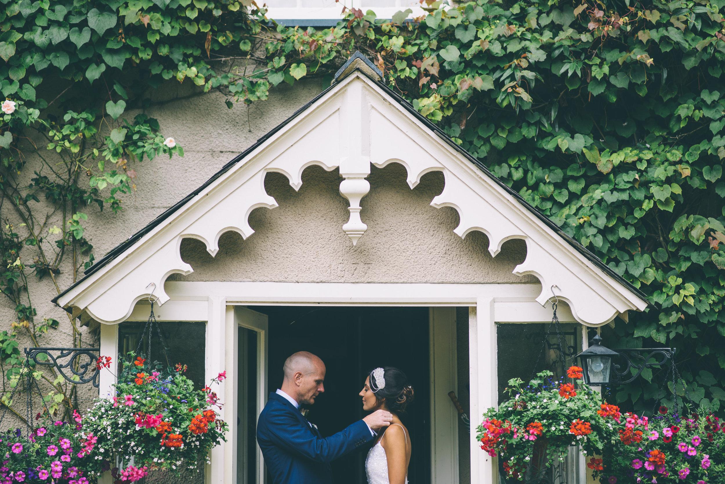 Garden Wedding photography Barley Herefordshire - Tracy + Matt -325.jpg