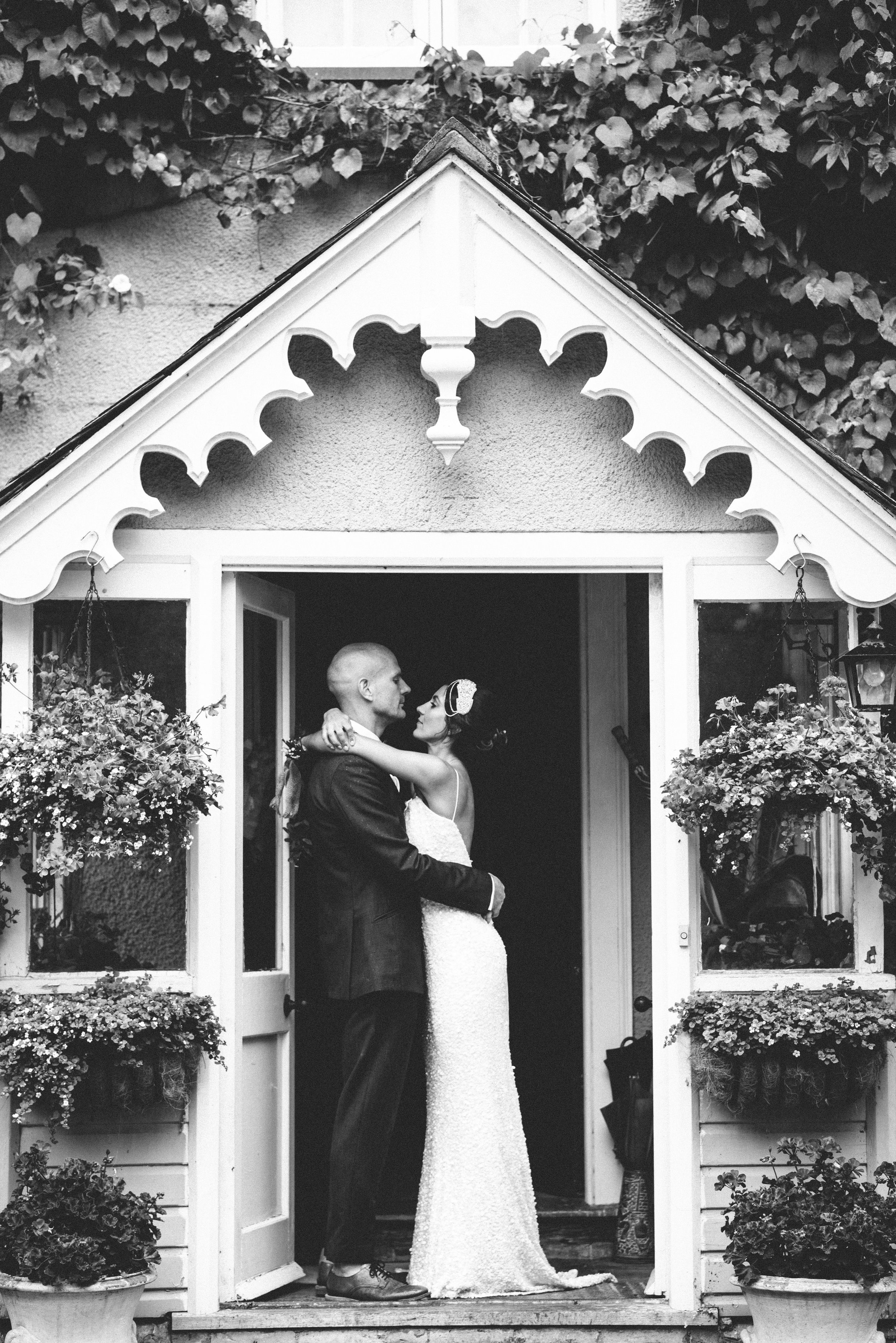 Garden Wedding photography Barley Herefordshire - Tracy + Matt -333.jpg