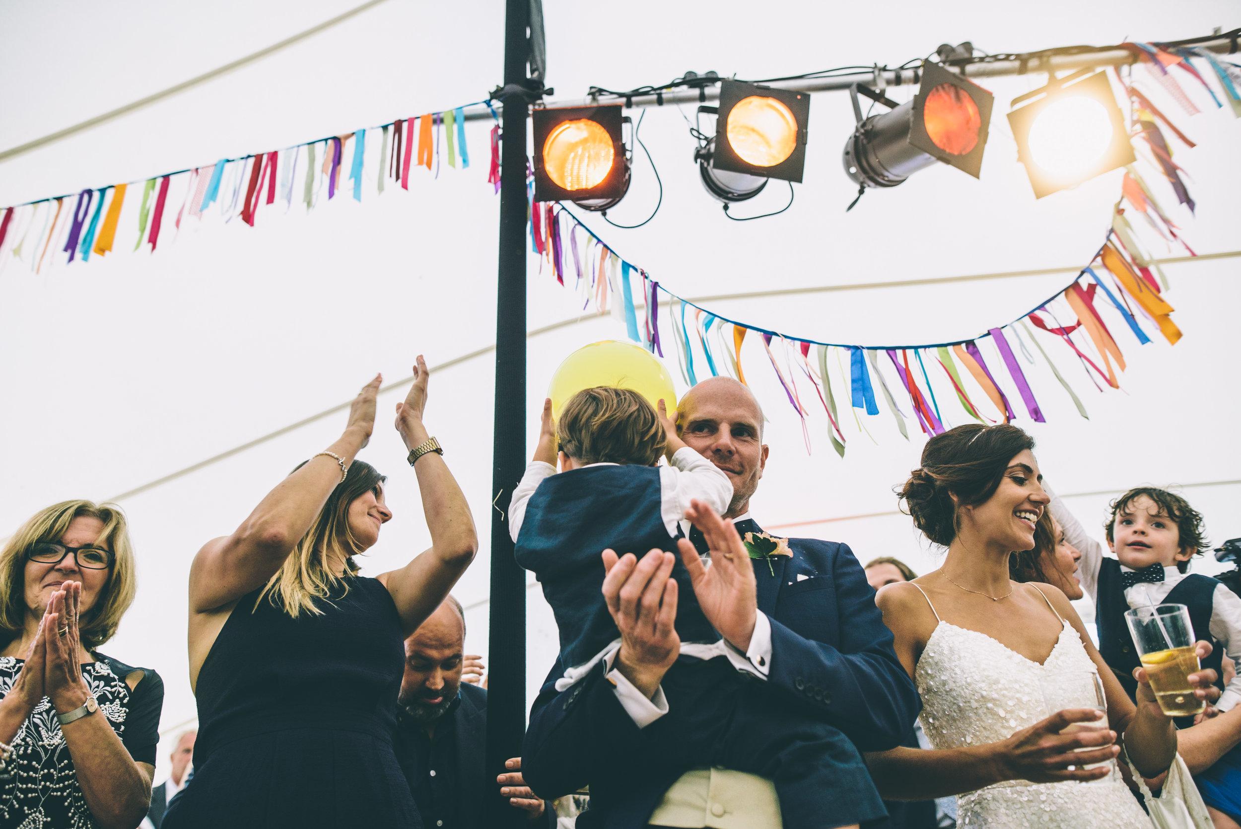 Garden Wedding photography Barley Herefordshire - Tracy + Matt -391.jpg