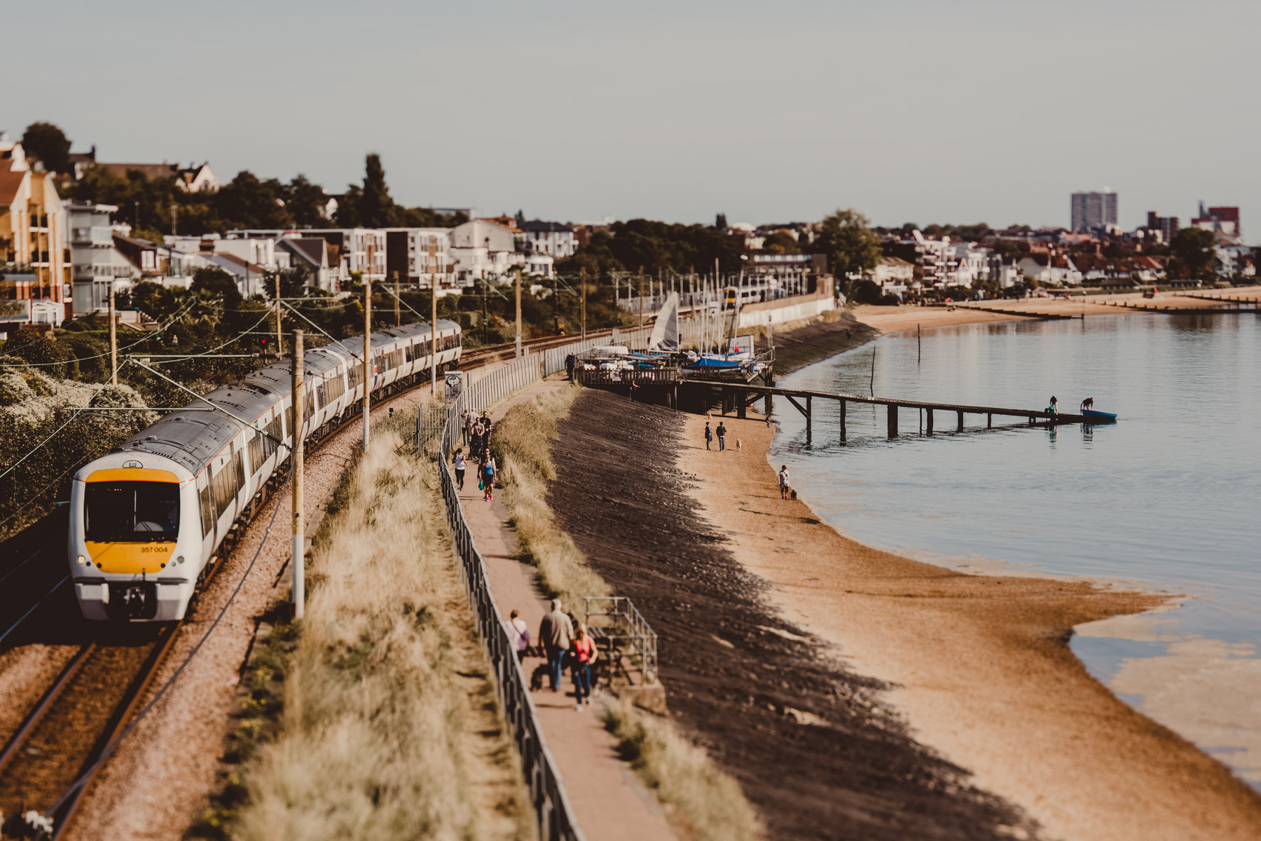 Be proud to live and work in Leigh-on-Sea, with beautiful Estuary views and direct train line into London Fenchurch Street for those client meetings.