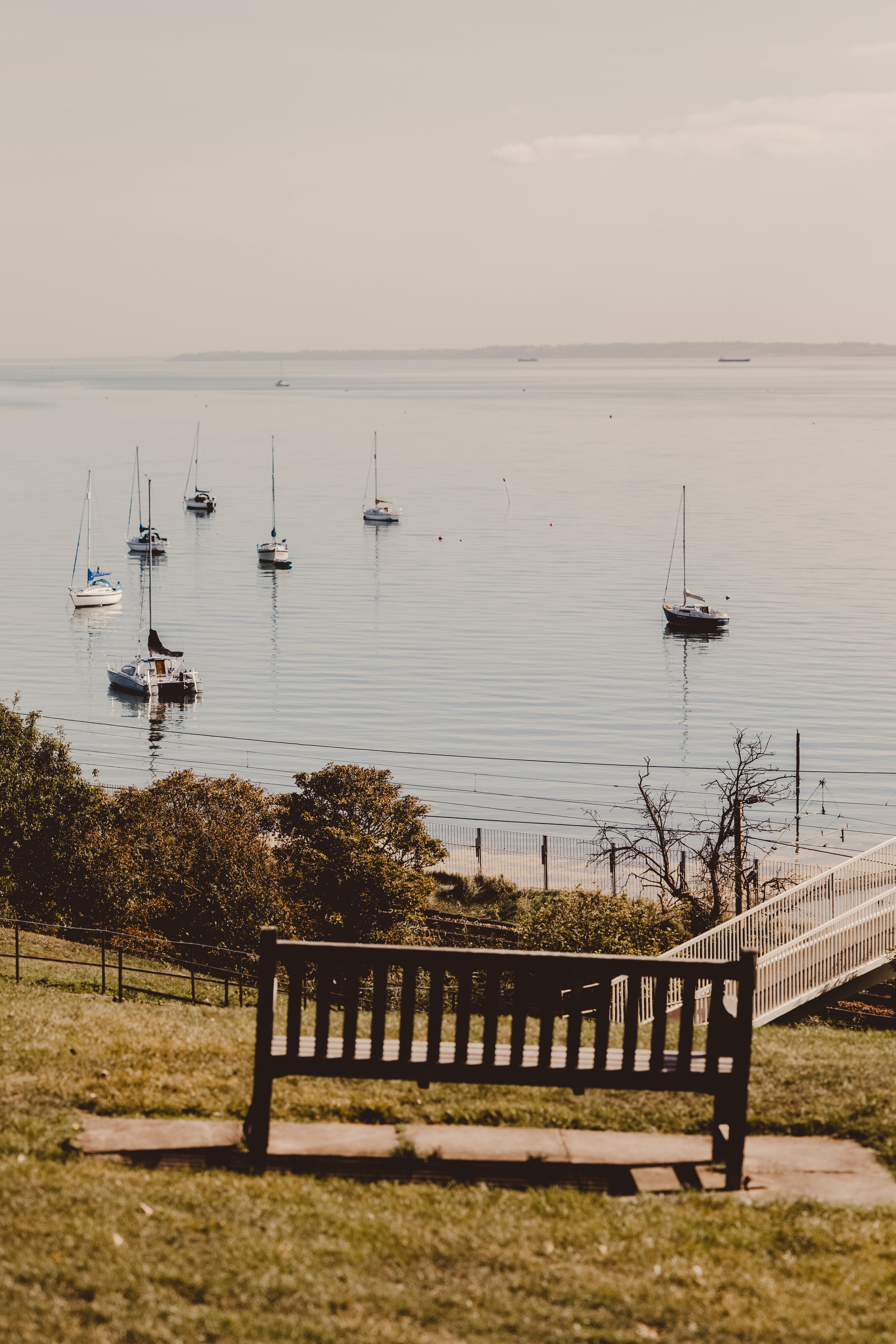 This spot is less than 5 minutes from our Leigh-on-Sea office. Can you imagine yourself recharging in the sun, ready to face the second half of your day of productivity?