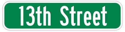 13thstreetsign