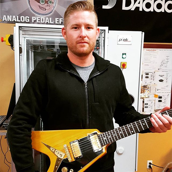 MLB Slugger & Guitarist Mark Trumbo