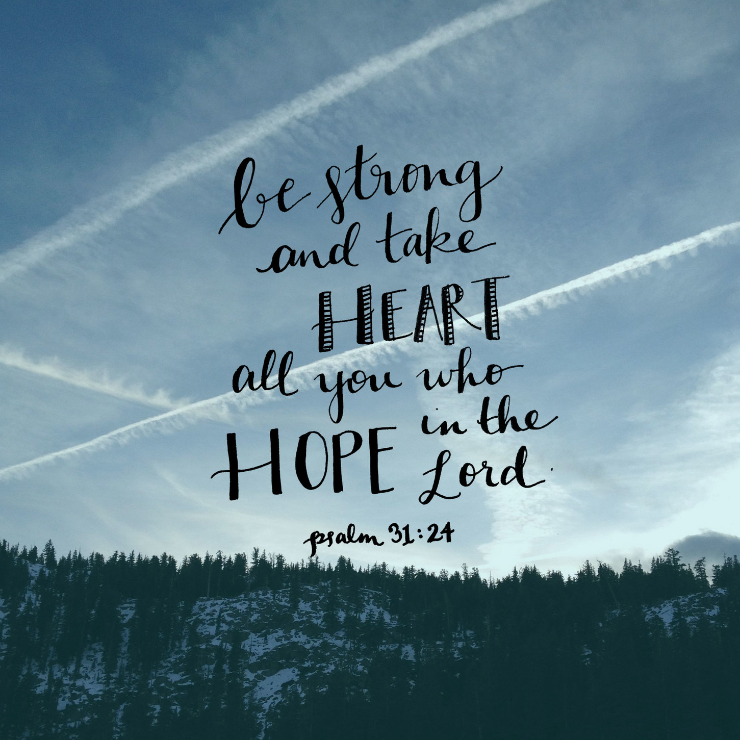 MARCH 2014 - PSALMS
