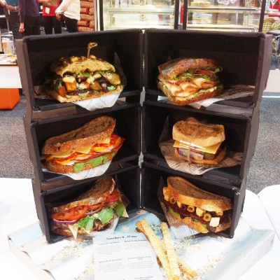 paging joey tribbiani fine food show auckland 2014