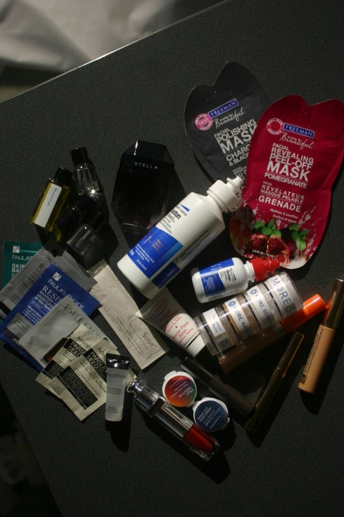 carry-on toiletries after