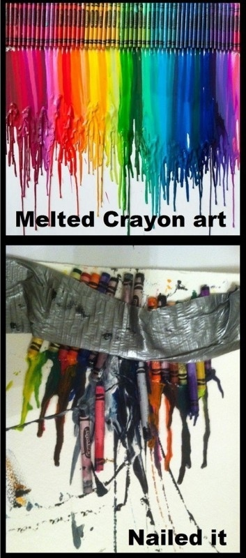 crayons nailed it