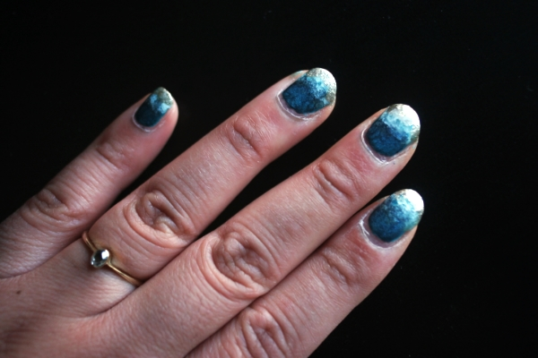 pinterest ocean inspired nail art formulax sephora ysl stories blue