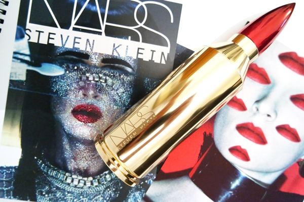 Nars Steven Klein An Abnormal Female Lip Coffret