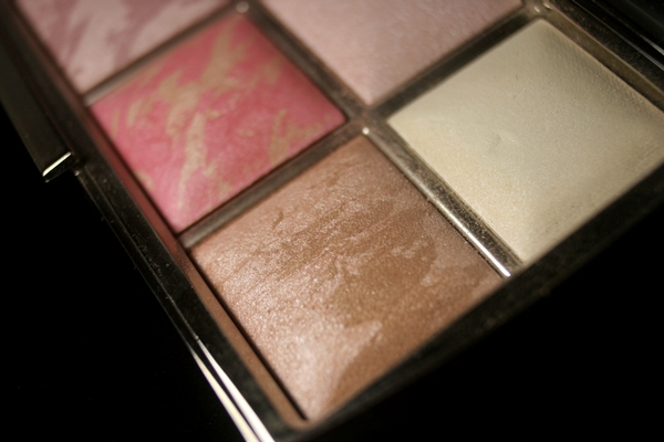Closeup on Luminous Bronze Light in the Edit palette
