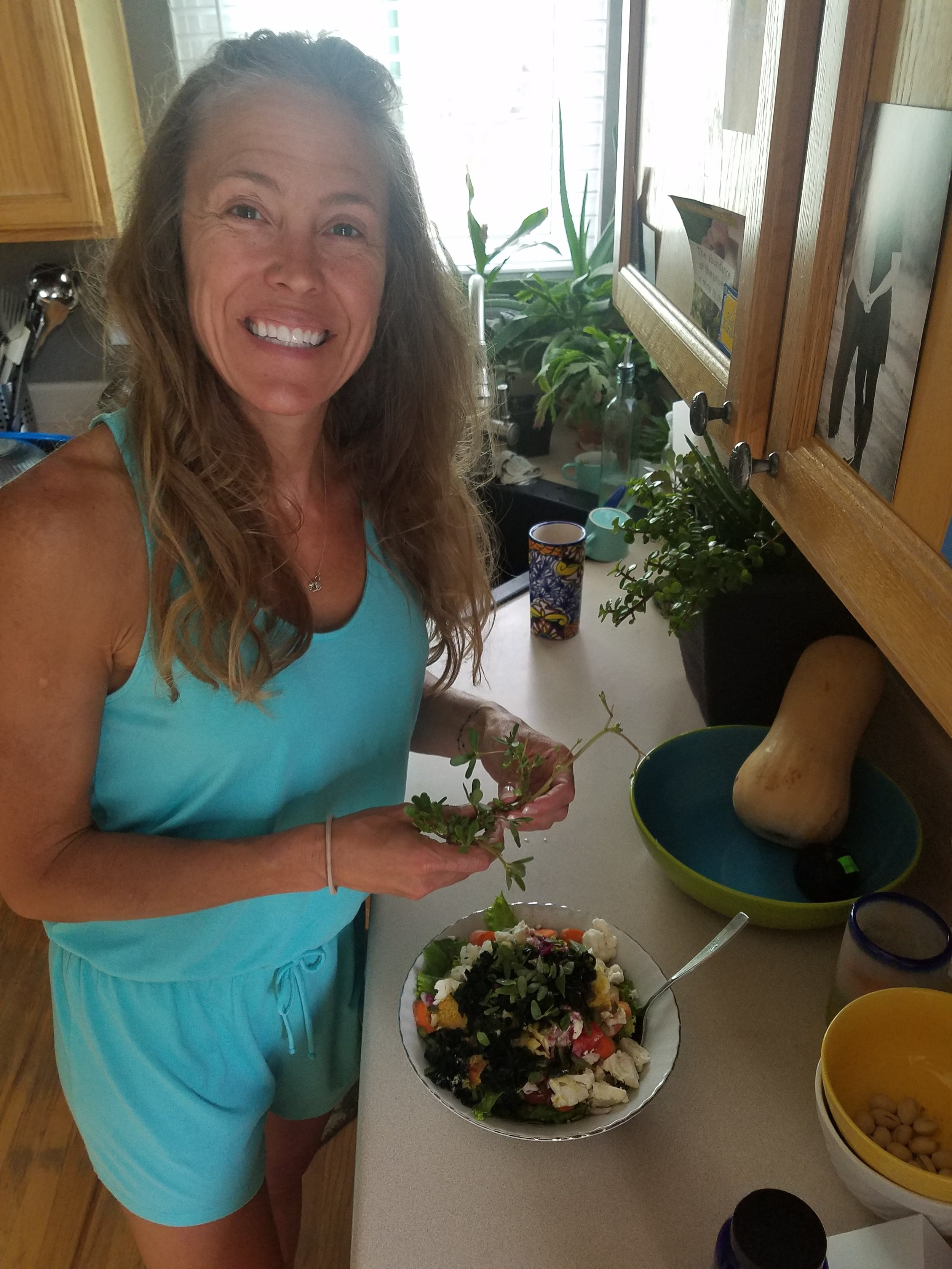 My Top 20 Healthy Eating Tips gives you 20 things I'm doing with my nutrition since my breast cancer diagnosis. -
