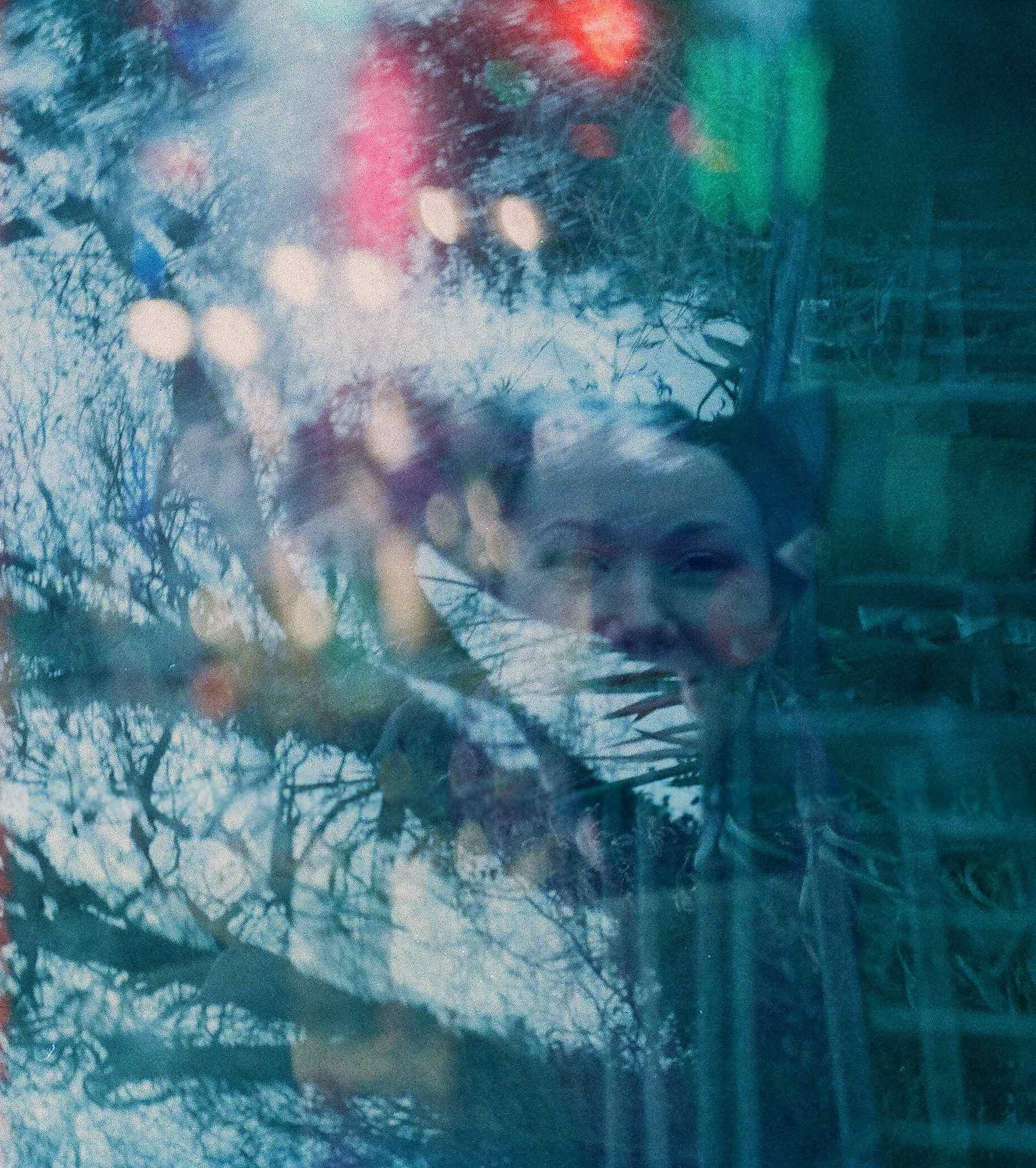 """Justina"" by  Zivile Zablackaite (Credit: TAYO  Issue Three)"
