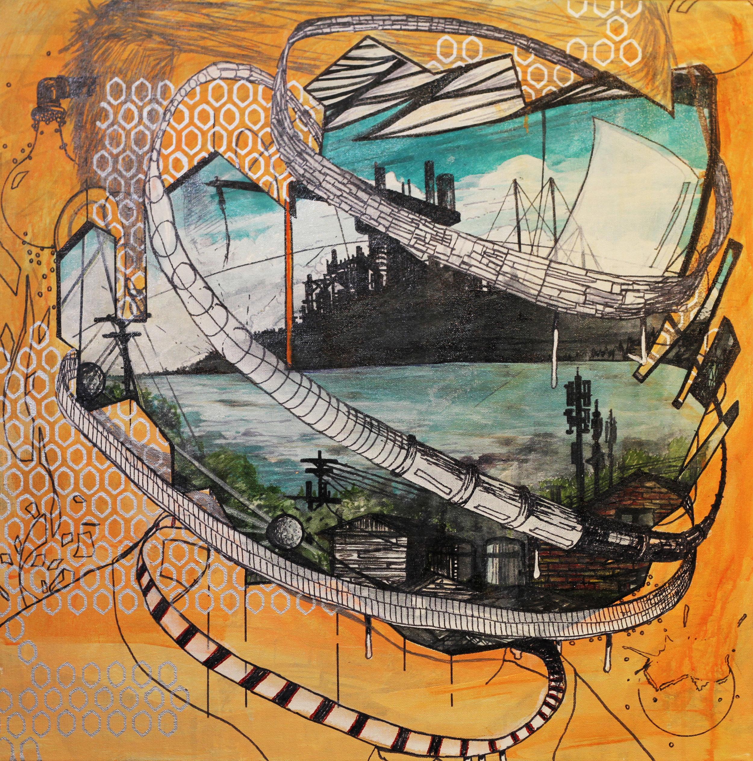 """Clopener"" by Jonathan Reinert | ISSUE FIVE"