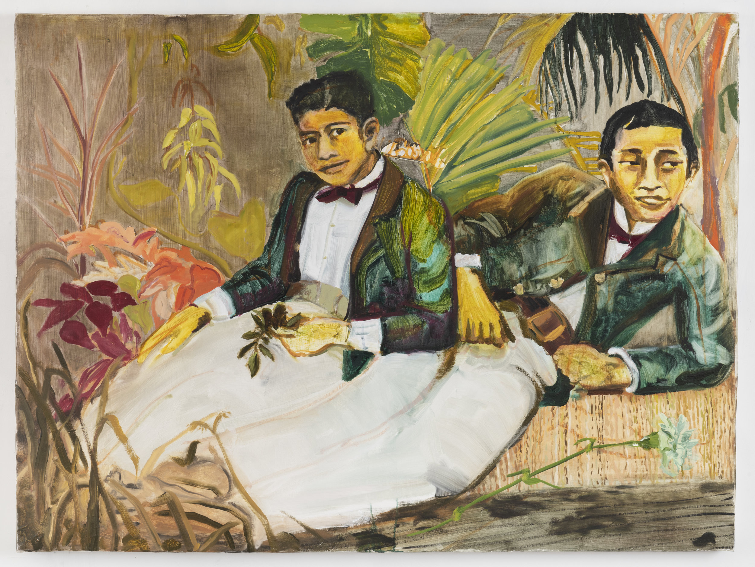 "2018 | Oil on canvas | 36 x 48"""
