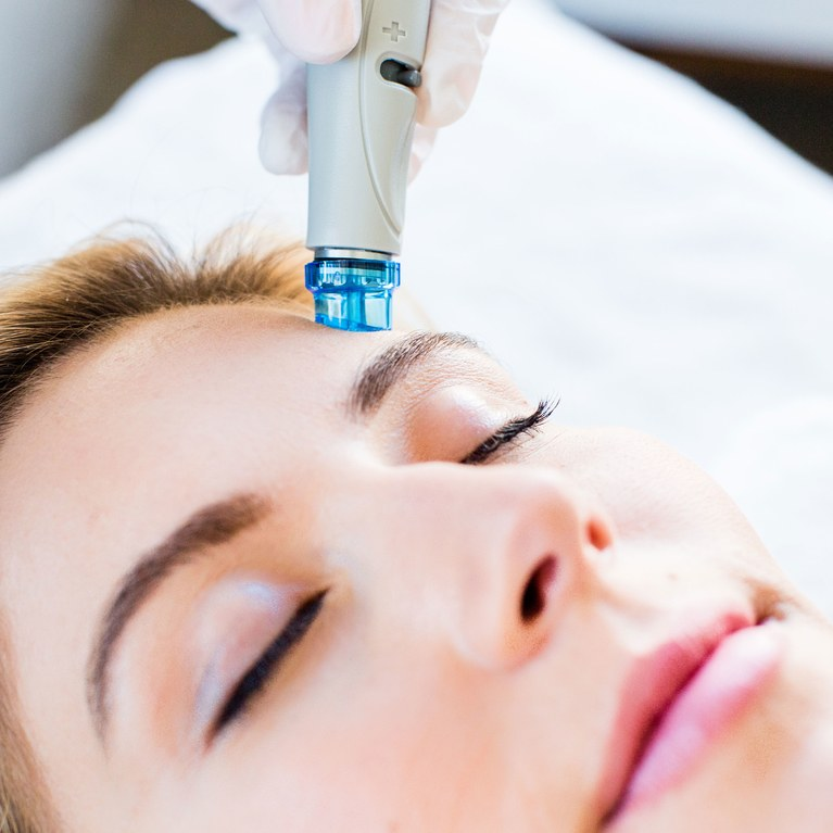 HydraFacial MD - Treatment for sun damage, acne, blemishes, and more.