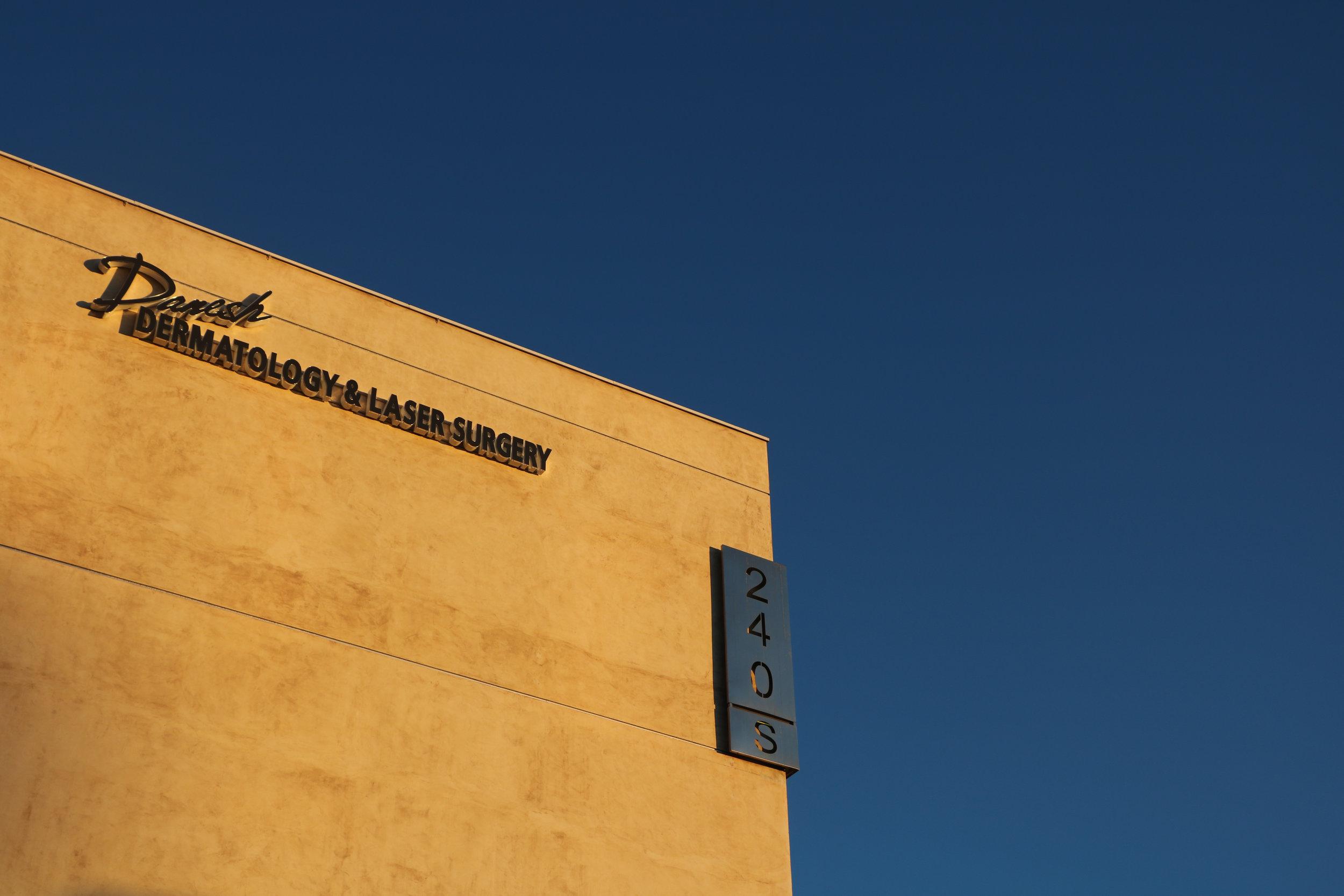 240 S. La Cienega- Danesh Dermatology Beverly Hills
