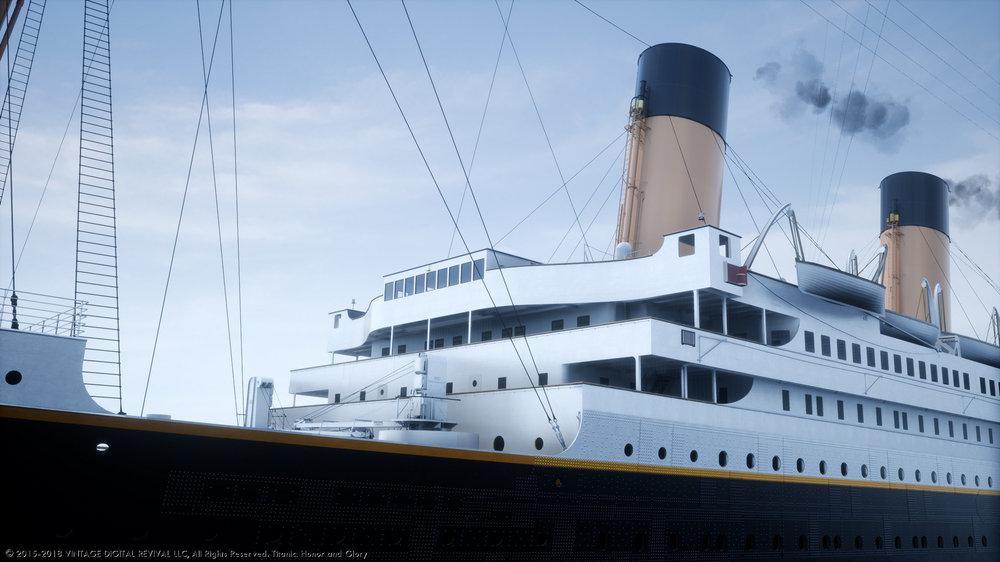 Roblox titanic 2 movie
