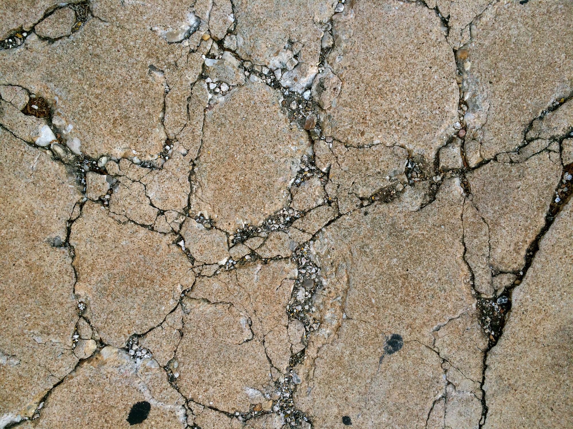 Look Down Texture Concrete
