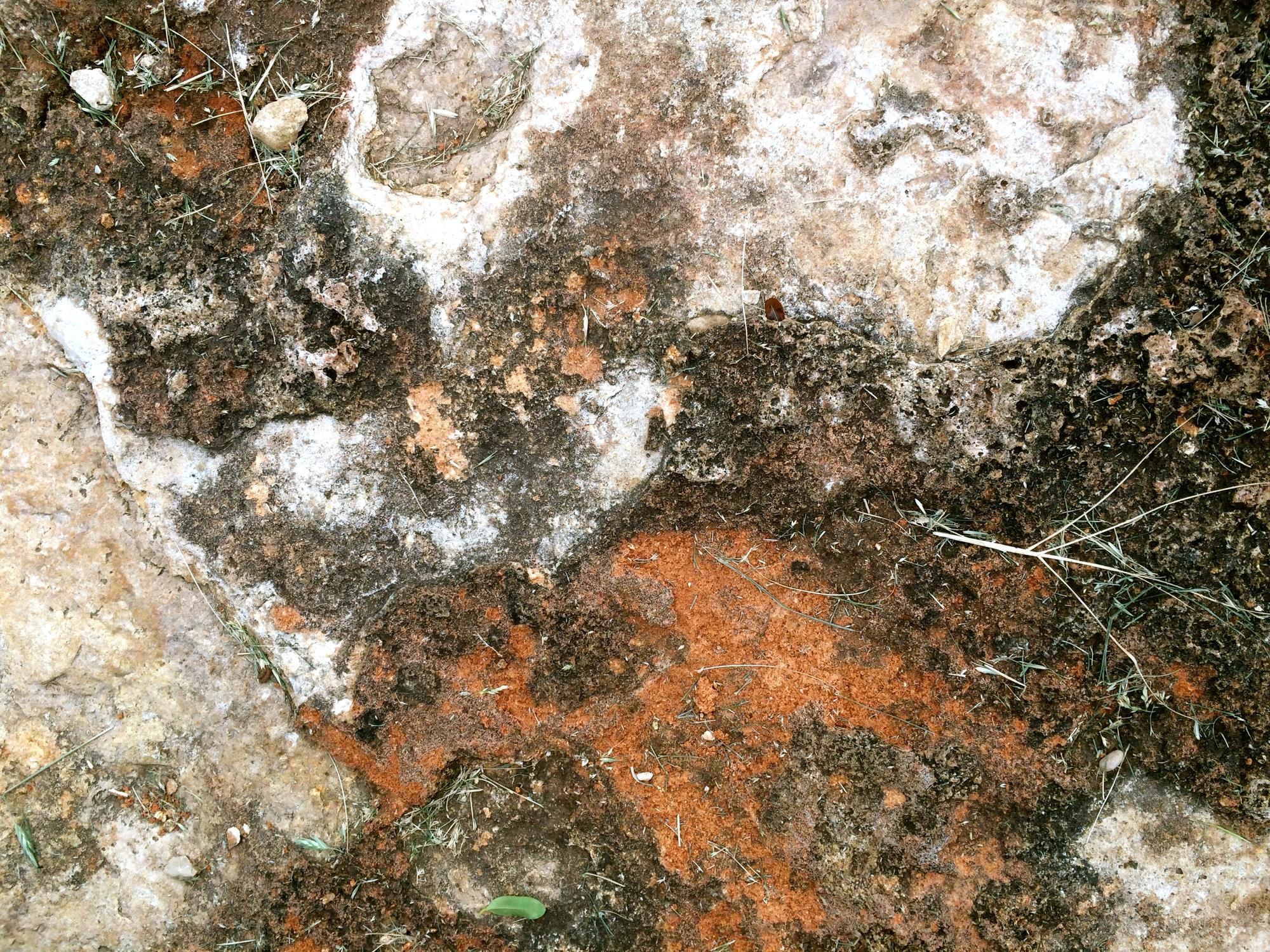 Look Down Rock Texture
