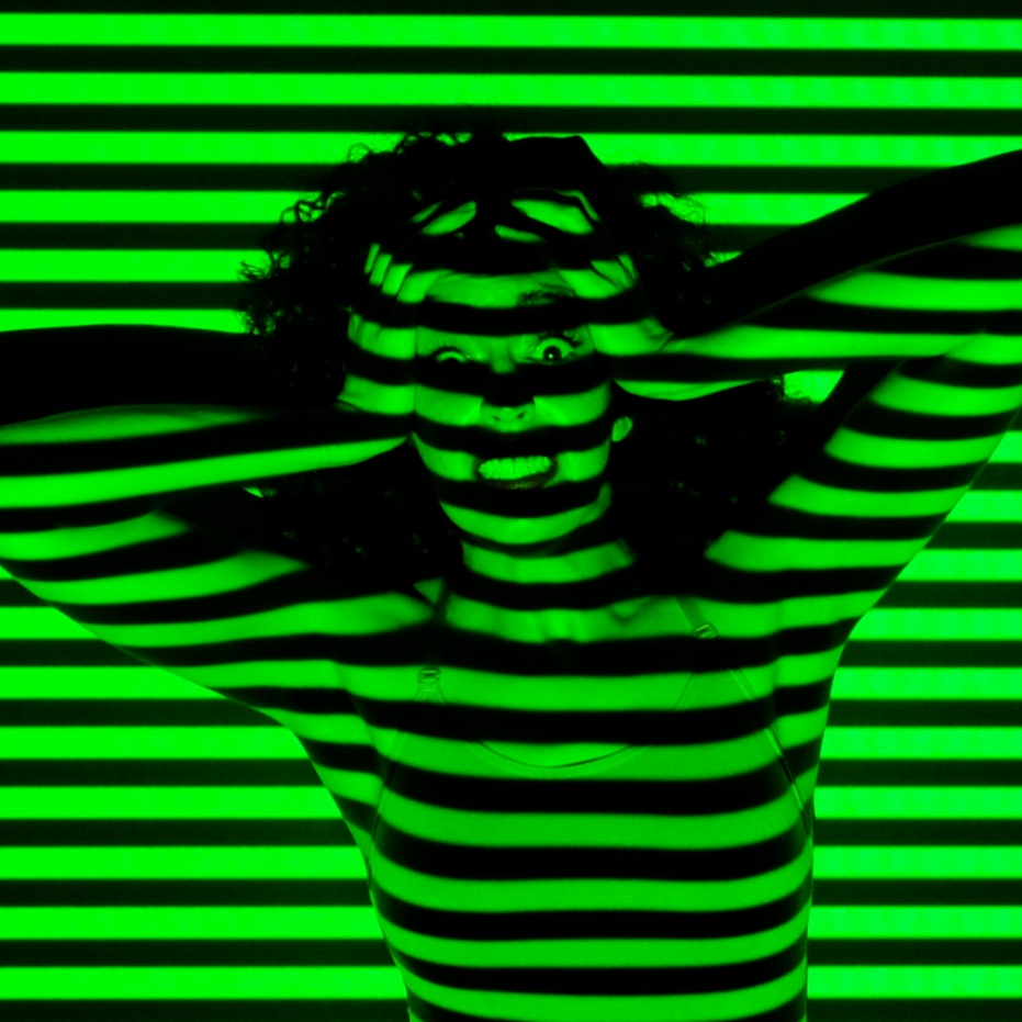 The McCollough Effect Green Prime