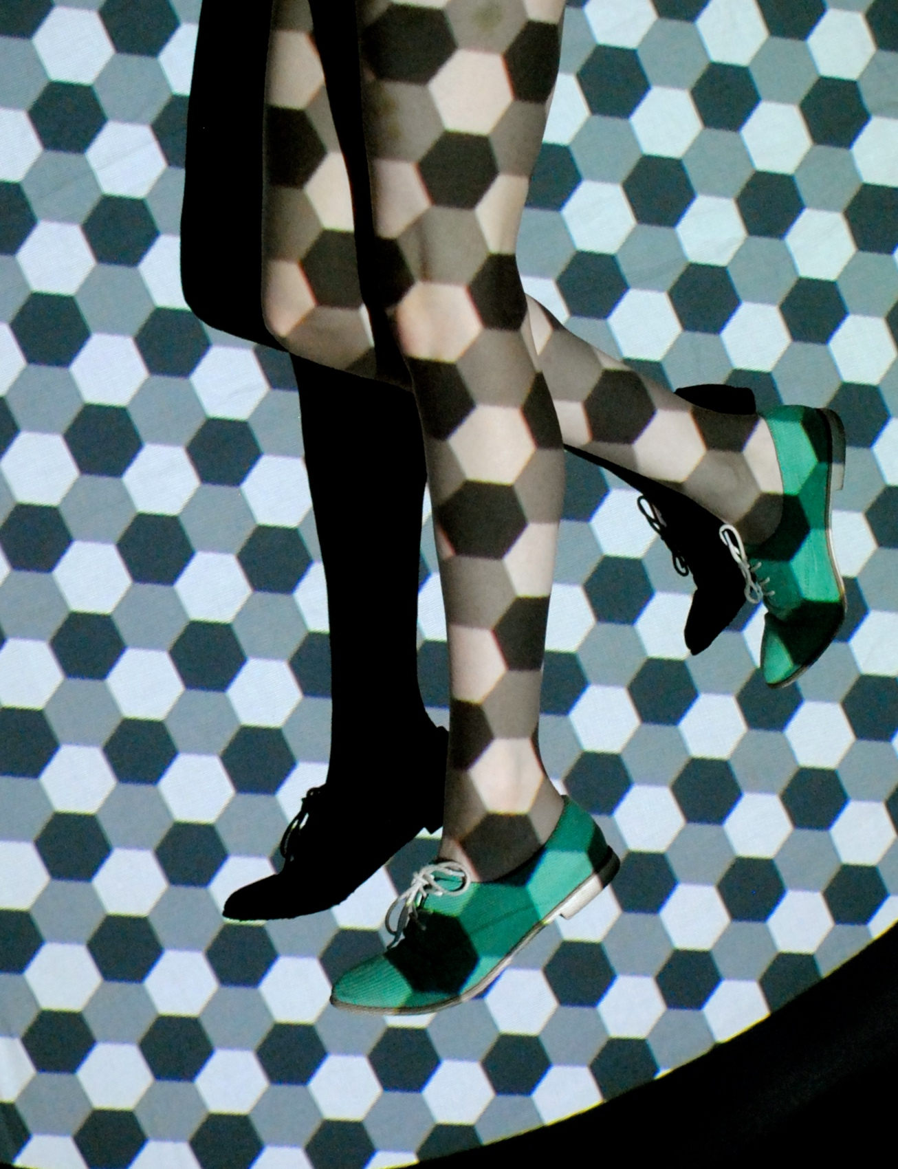 Grid Cells Hexagons