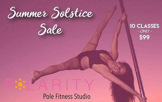 Have you seen our #summersolstice #sale ? If not, check it out. Just follow the link in our bio 🥳