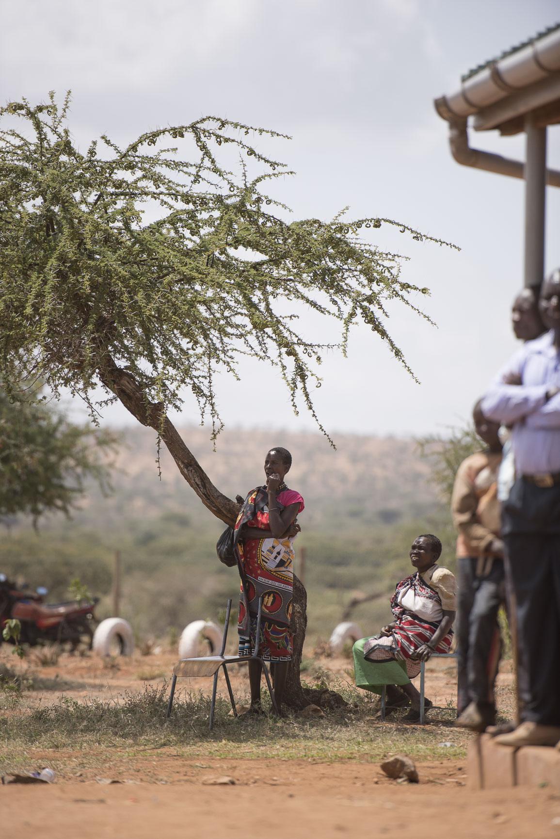 Sanburu Mother