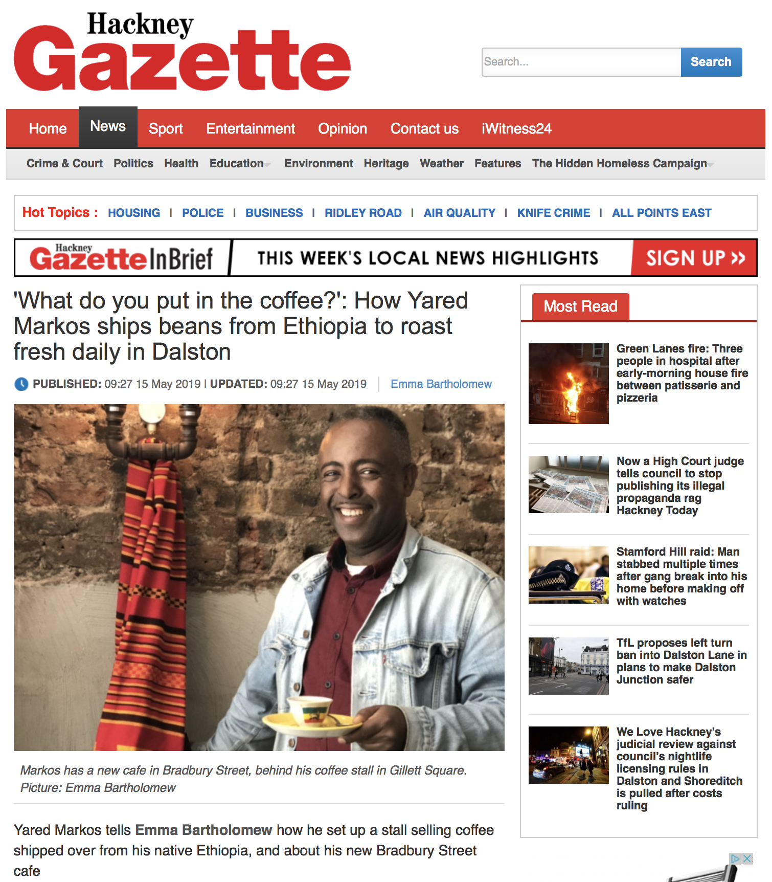 https://www.hackneygazette.co.uk/news/yared-markos-on-founding-kaffa-coffee-1-6051095
