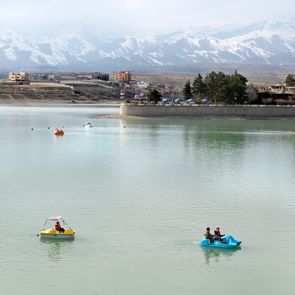 Favorite place of the city: Qargha Lake